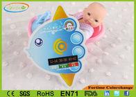 OEM 색깔 욕조 승진 선물을 위한 변화 아기 Bath 온도계 지구 판매를 위해